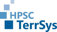 Logo Centre for High-Performance Scientific Computing in Terrestrial Systems
