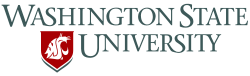 Logo Washington State University